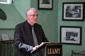 Professor Joseph O Connor. Picture: Oisin McHugh/FusionShooters