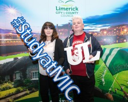 Significant Milestone in the Provision of 3rd Level Education in Ireland as UL and MIC Launch Joint Liberal Arts Programme. Dr Susan Liddy, The Department of Media & Communication Studies at Mary Immaculate and Eoin Devereux, Research, Faculty of Arts, Humanities and Social Sciences, University of Limerick at the launch in the council chamber of the Limerick City and County Council, Dooradoyle. Monday 5th December marked a significant milestone in the provision of third level education in Limerick, and indeed Ireland, as Mayor of the City and County of Limerick, Cllr. Kieran OÕHanlon, officially launched a Liberal Arts programme, to be jointly offered by the University of Limerick (UL) and Mary Immaculate College (MIC). UL and MIC have been offering successful BA programmes for decades, but this ambitious, far-reaching project will offer students a wider range of choices making it the largest jointly delivered programme in Ireland. From September 2017 up to 700 students will enrol in an enhanced liberal arts programme, with an offering of nineteen different subjects, allowing students a combination of more than 150 pathways. Pic Sean Curtin True Media.