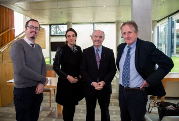 22.03.2017 Abandoning the protection of sources would destroy the search for truth, one of the fundamental principles underpinning journalism, a leading national media figure has warned. Speaking at his inaugural lecture as Adjunct Professor of Journalism at University of Limerick, Gerard Colleran said truth is the only motivation of journalists, regardless of its source. Picture: Alan Place