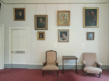 Plassey House, National Self Portrait Collection