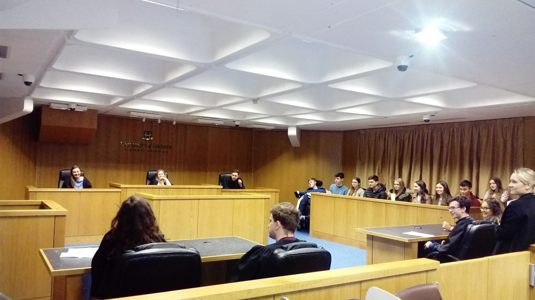 Law for a Day Mock Trial