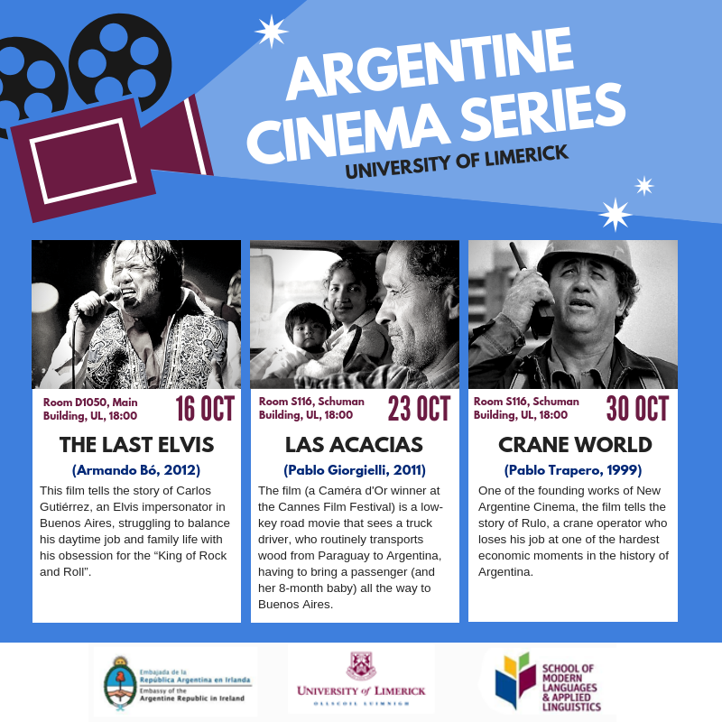 ARGENTINE CINEMA SERIES 2018